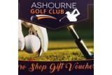 Golf Shop Voucher